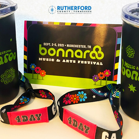 Visit Rutherford Giveaway Package